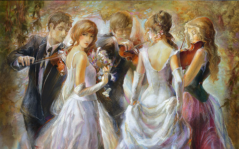 Artist:  Lena Sotskova