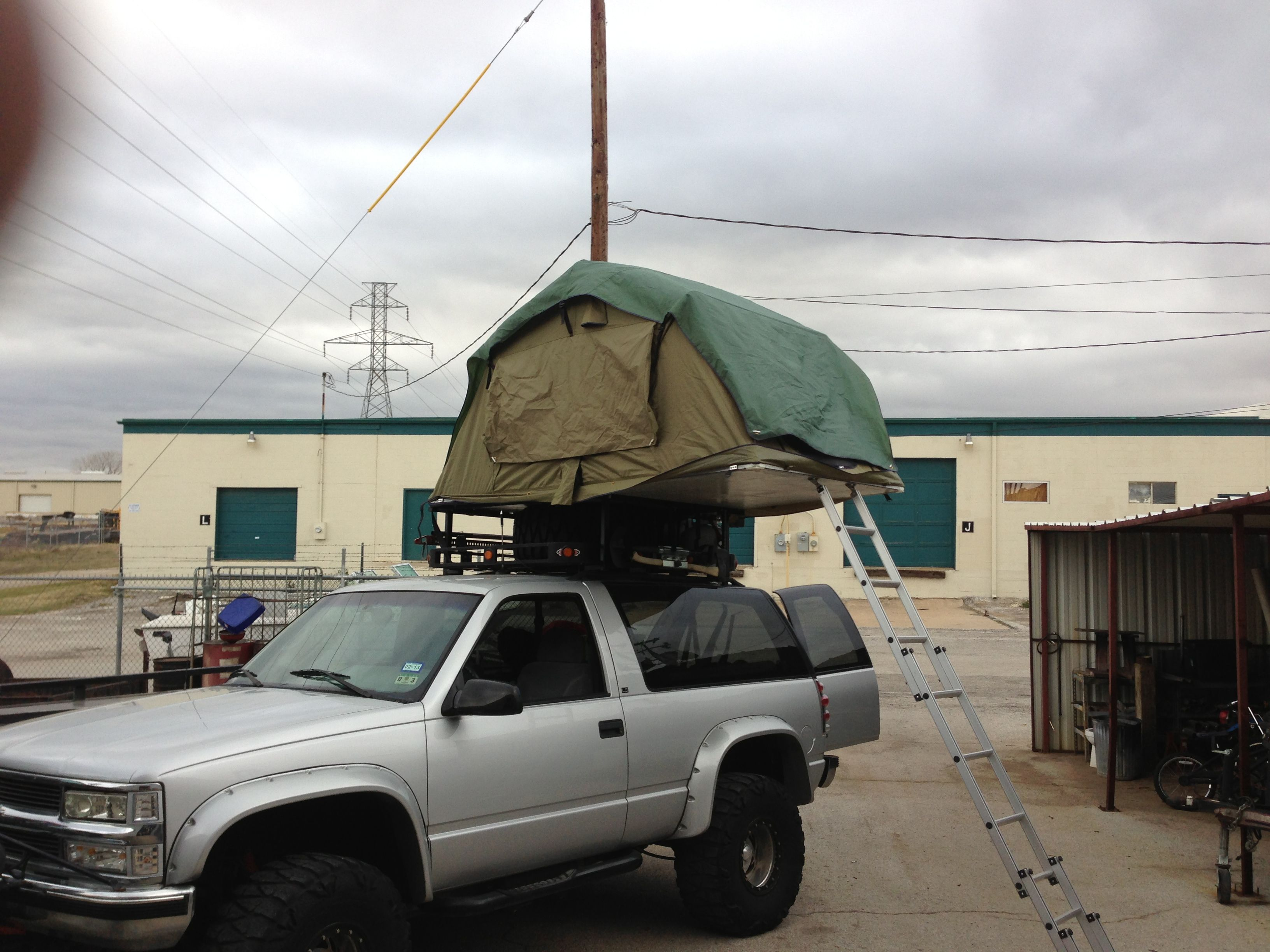 First text of newly mounted roof top tent! This is going to be the beginning & 210 best Roof Top Tents images on Pinterest | Offroad Truck ... memphite.com