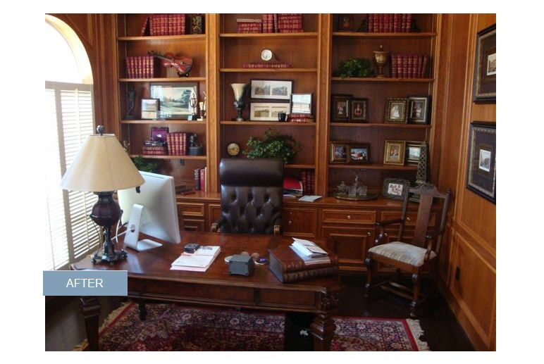 Home Executive Office (wood) By Joan Klick, Interior Designer From Star  Furniture In