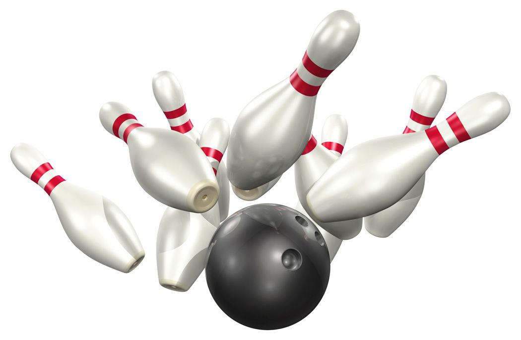 bowling pin picture cliparts