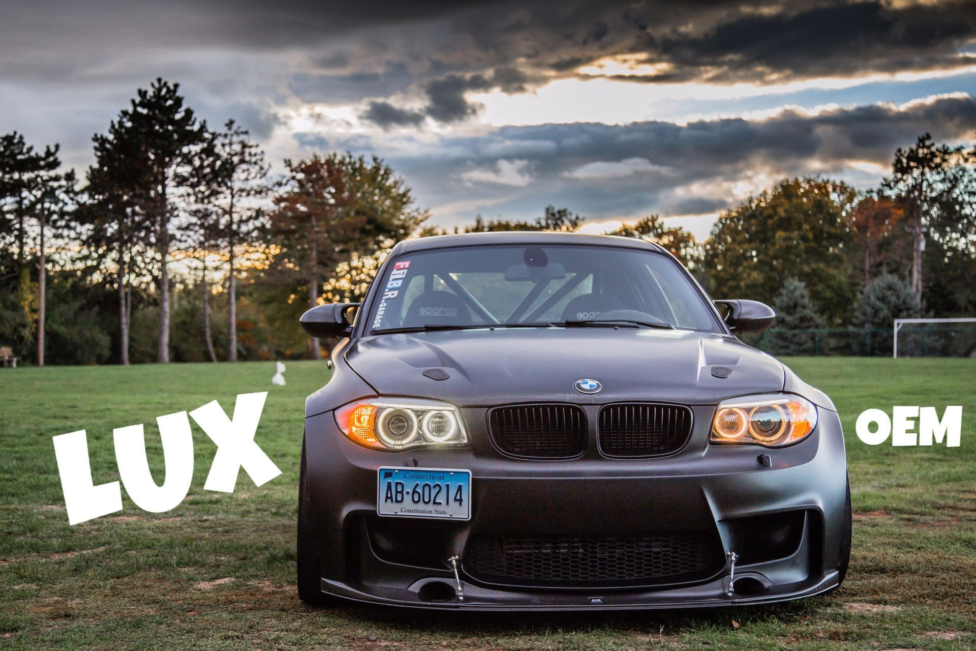 Lux Bmw H8 V5 Color Adjustable Angel Eyes E82, E60, E70-4225