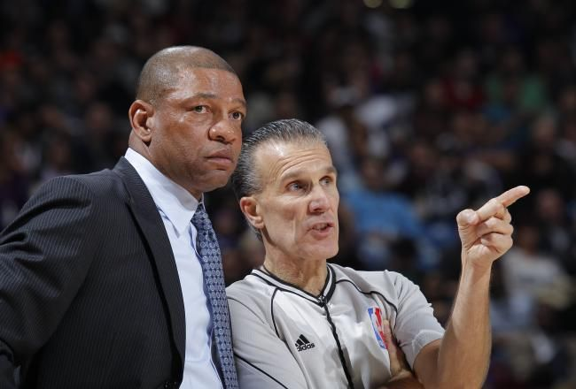 Will Doc Rivers Gm Mistakes Cloud His Role As La Clippers Coach Doc Rivers La Clippers Coach