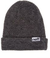 4dd9e69ed7668 Neff Fold Heather Beanie ( 15) ❤ liked on Polyvore featuring accessories