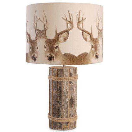 tischlampe hirsch natur lovely decoration pinterest tischlampe hirsche und natur. Black Bedroom Furniture Sets. Home Design Ideas