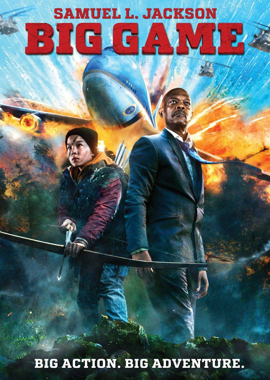 Dvd Blu Ray Big Game 2015 Big Game Movies To Watch