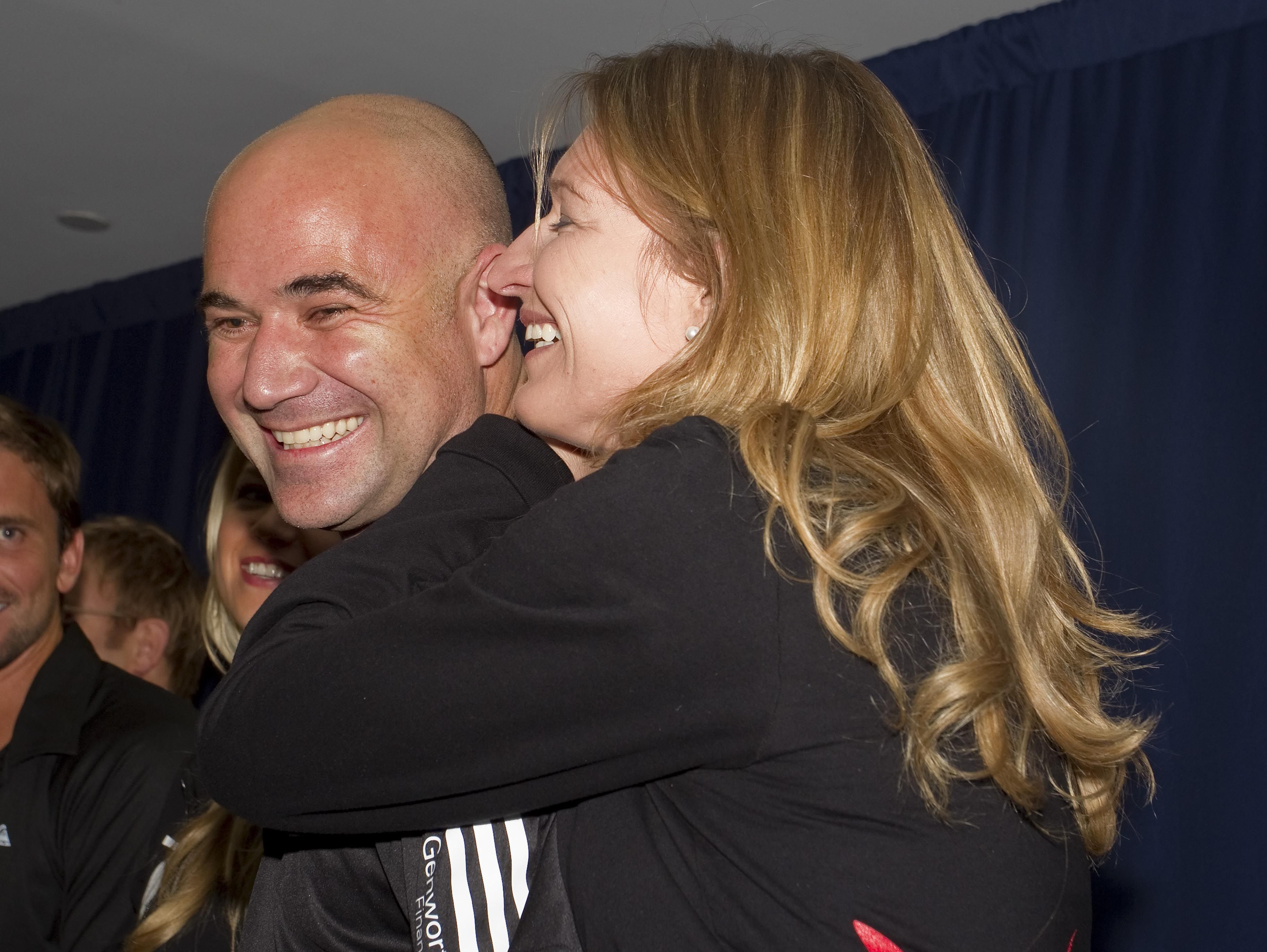 Son Of Andre Agassi And Steffi Graf Commits To Usc Baseball Andre Agassi Steffi Graf Tennis Champion