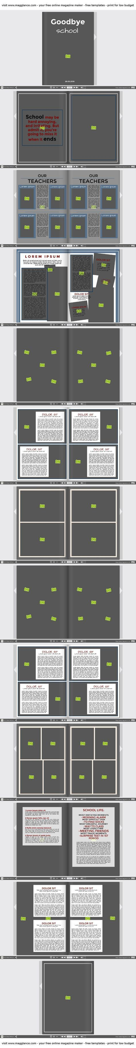 und Schülerzeitung kostenlos online erstellen