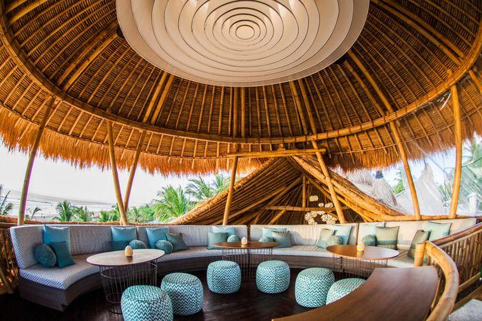 Azul Beach Club Denpasar Indonesia Asia Restaurant Restaurant Bar Design Awards ในป 2020 ร สอร ท