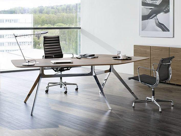 STAR Executive desk by RENZ design Jehs Laub   办公空间   Pinterest