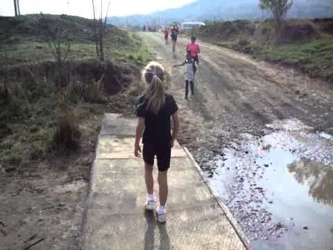 9 November 2015 032 - Trail running in Dundee 2015 South Africa