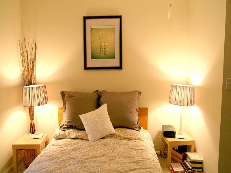 Bedroom Nightstand Lights With Images Bedroom Night Stands
