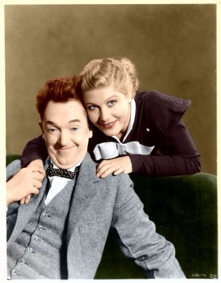 laurel and hardy in the 21st 21 hal roach-mgm present laurel and hardy part 1 & 2 (from 'laurel & hardy in london')  listen to legends of the 20th century in full in the spotify app.