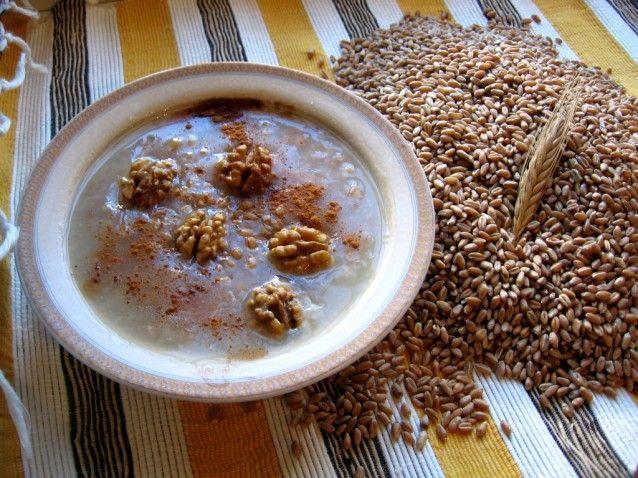 Ashure | Albanian Recipes | Albanian recipes, Food, Food recipes