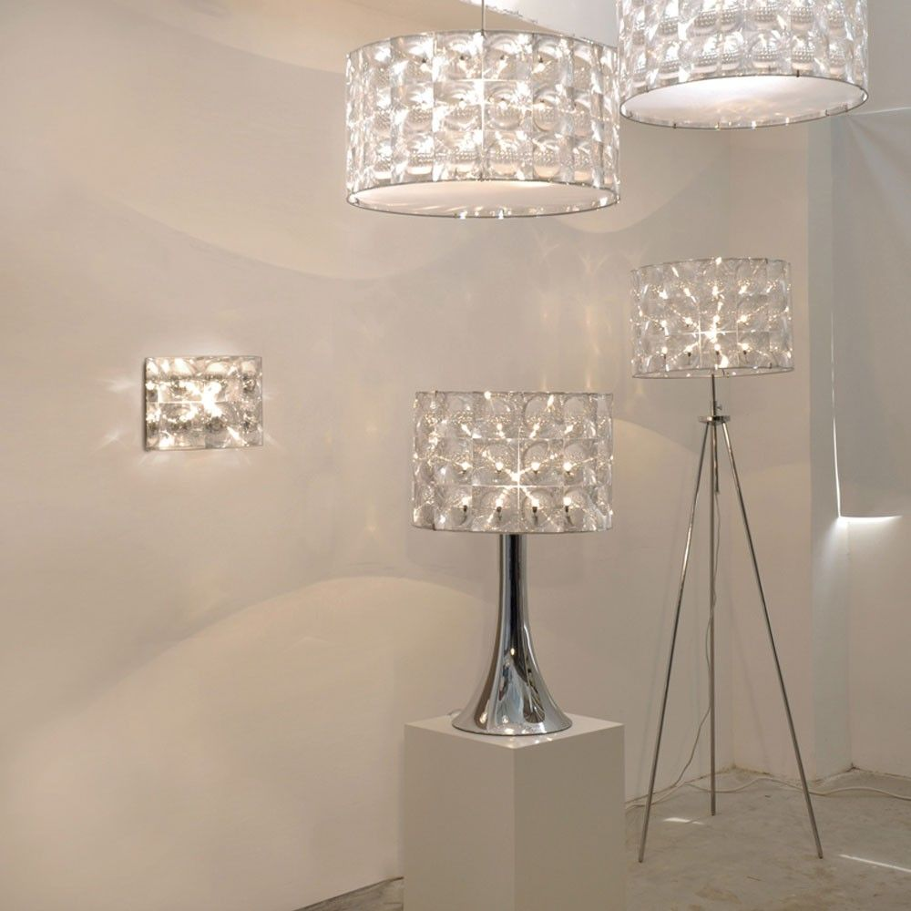 Wall lamp from the lighthouse lighting collection from innermost innermost lighthouse lamp shades designed with an array of lenses creating a stunning optical effect in table and floor lamp plus wall light versions too aloadofball Gallery