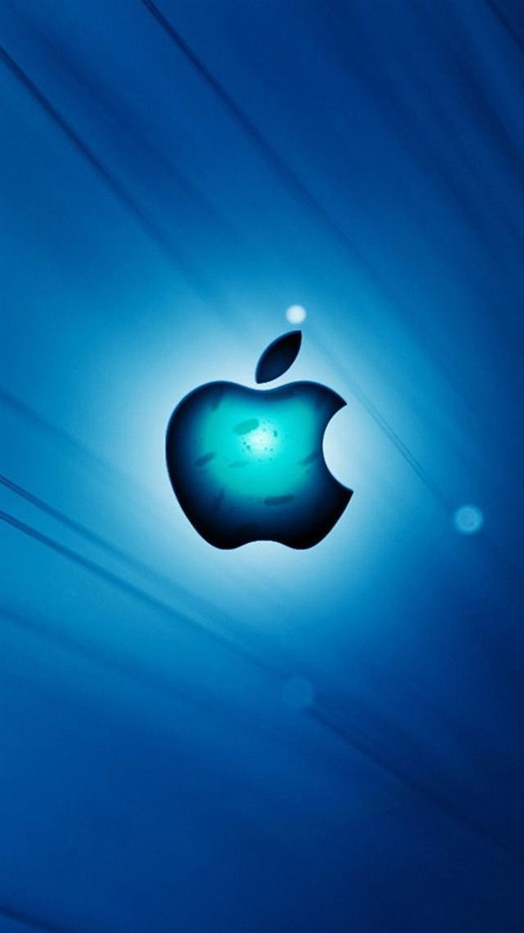 d apple logo iphone wallpaper ipod wallpaper hd free download | hd