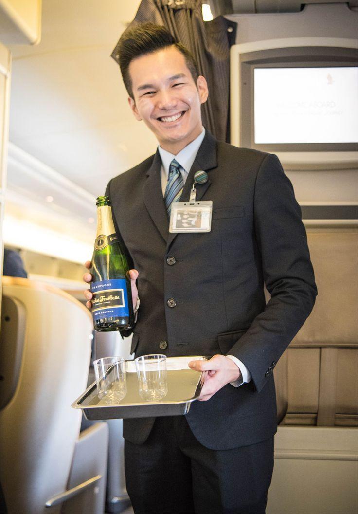 A taste of the new singapore airlines premium economy