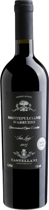 "Castellani ""San Luigi"" Montepulciano d'Abruzzo DOC 2015"