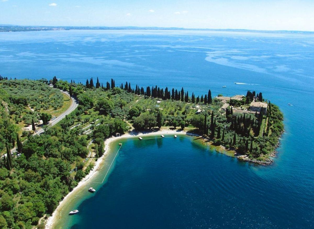 Parco Baia Delle Sirene Lake Garda Viaggi Paesaggi Baie