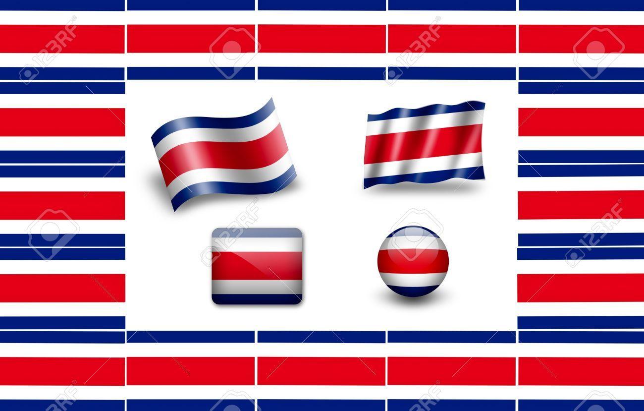 Resultado de imagen para marcos bandera de costa rica | papi ...