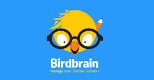 Apps recomendadas: Birdbrain.