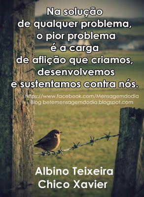 Albino Teixeira - Chico Xavier