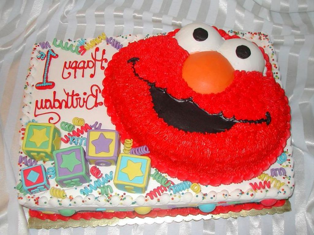 elmo cake pan - Google Search