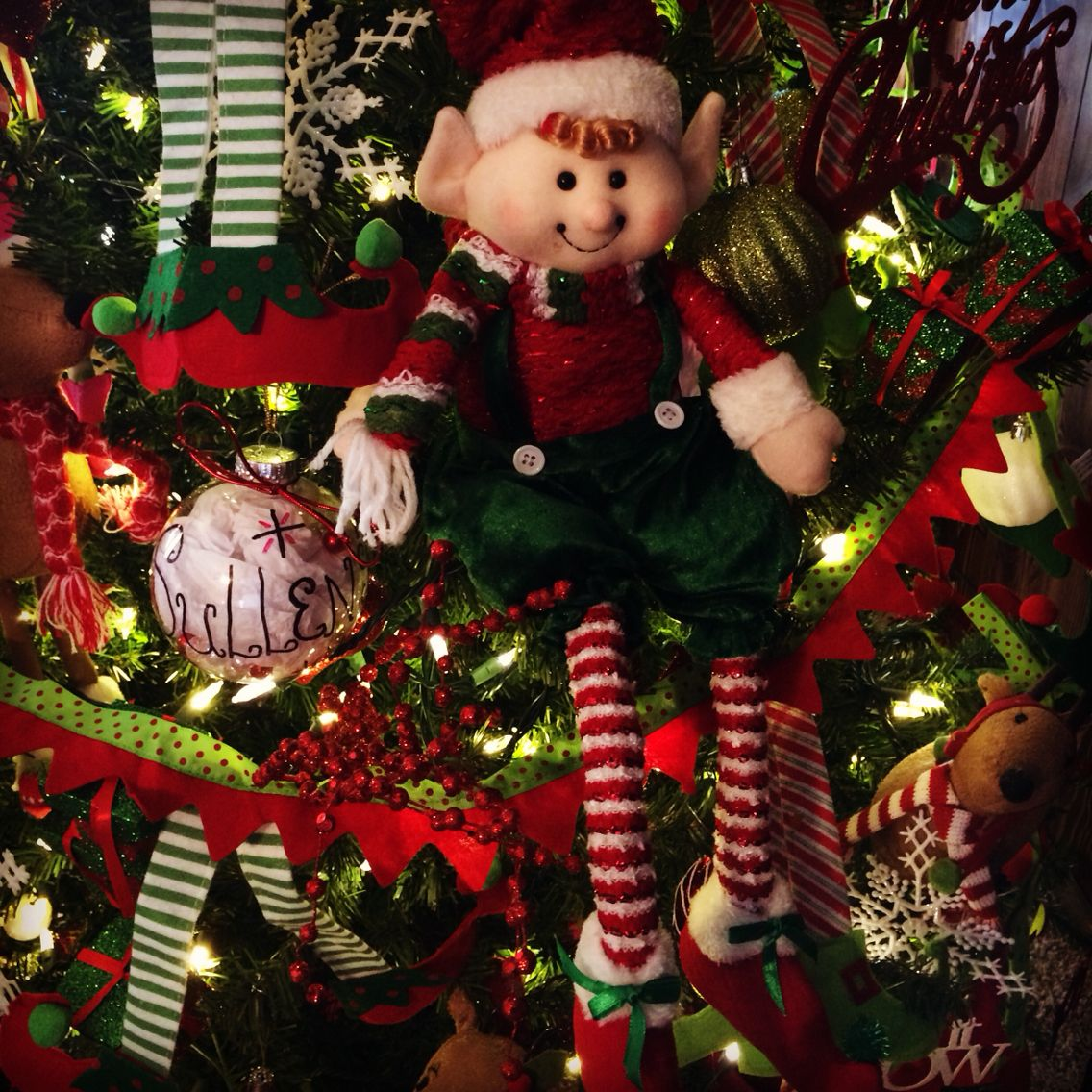 New tree addition Christmas wreaths, Holiday decor, Holiday