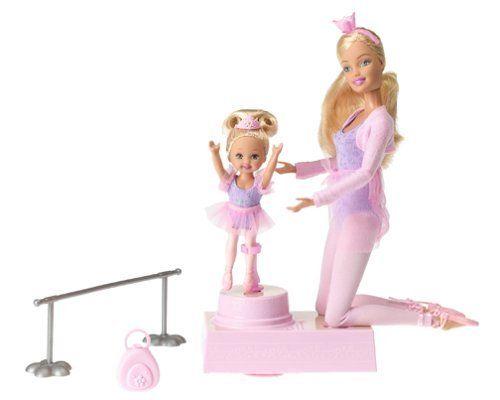 Mattel barbie g8372 barbie shelly ballerine tommy - Barbie ballerine ...