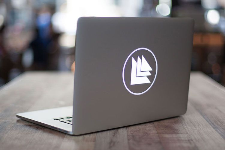 Custom macbook backlit design by uncover lab must have for macbook users decals