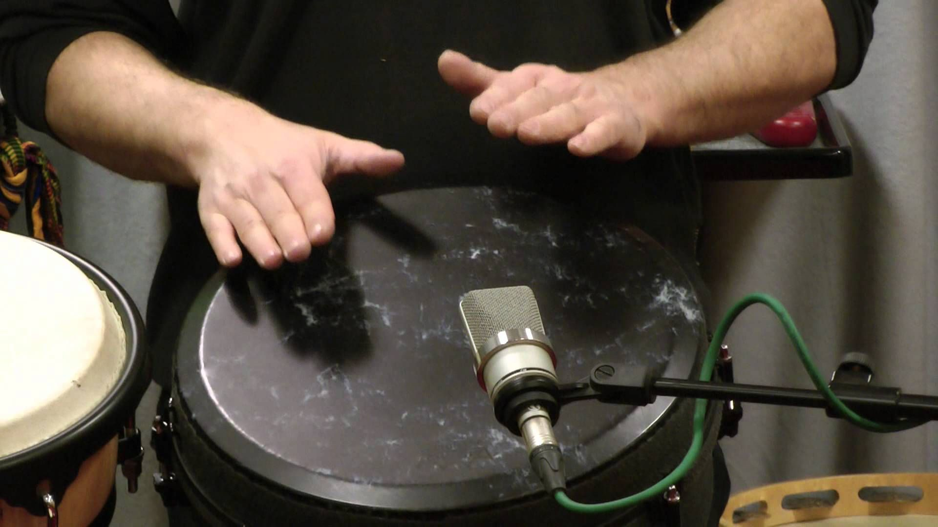 how to play hand drums for beginners