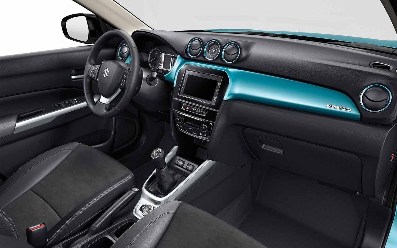 Suzuki Grand Vitara 2018 Interior Look Topsspeed Com Cars Dream