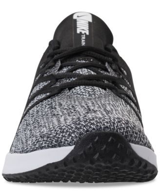 2715135c726 Nike Men s Varsity Compete Trainer Training Sneakers from Finish Line -  Black 12