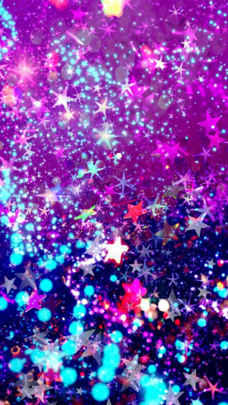 Starburst Galaxy Made By Me Purple Sparkly Wallpapers Backgrounds Sparkles Glittery Galax Dreamcatcher Wallpaper Glitter Phone Wallpaper Star Wallpaper