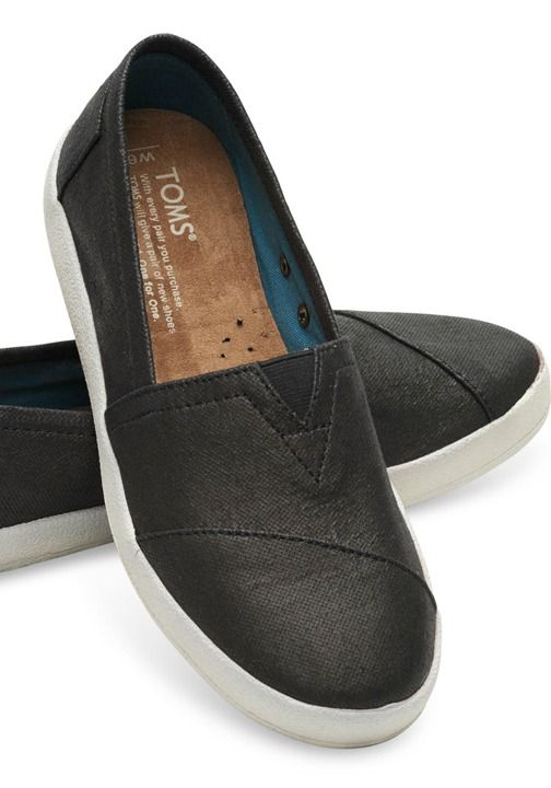 ba86e98c331 The Avalon features all the slip-on goodness of TOMS Classics