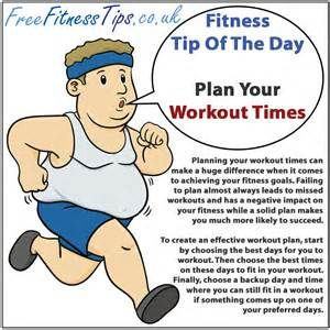10 Fitness Tips of the Day - Bing images