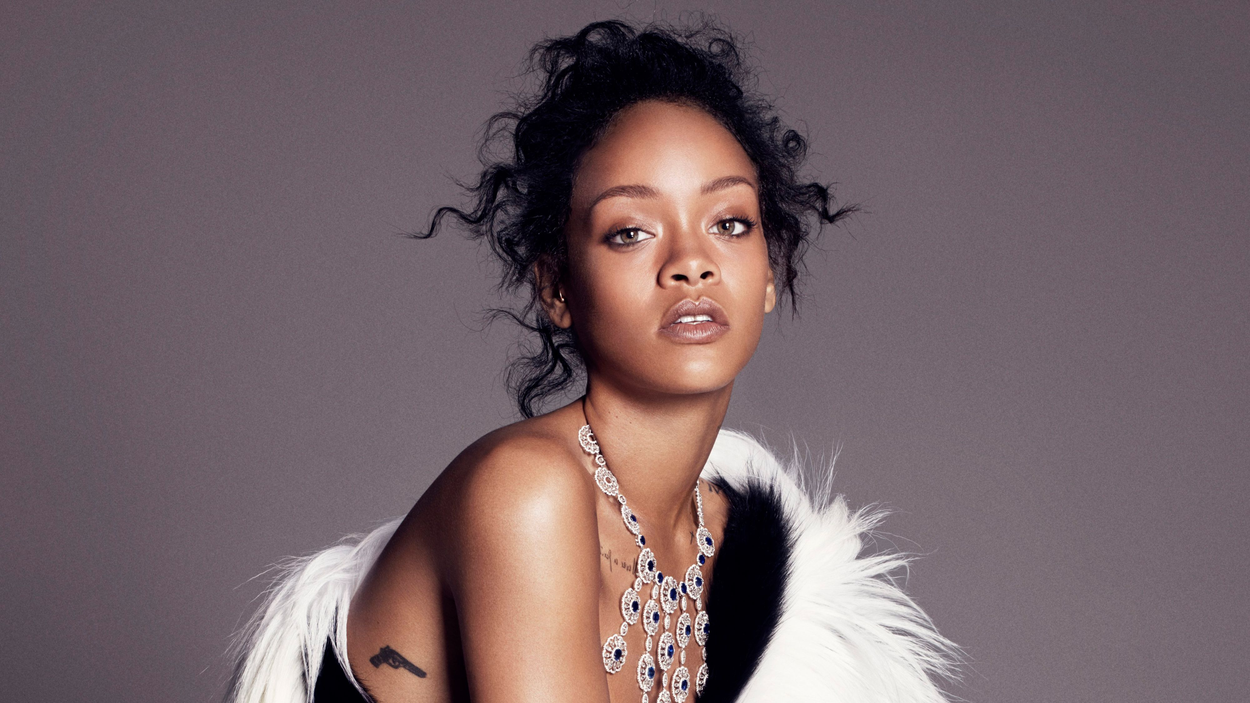 Rihanna 4K Rihanna, Celebrity wallpapers, Laptop wallpaper