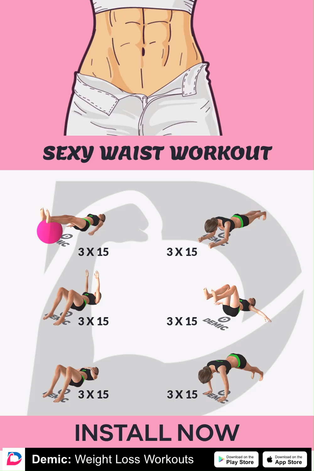 Pin by Tiffany Newton on Fitness | Workout, Aerobics workout