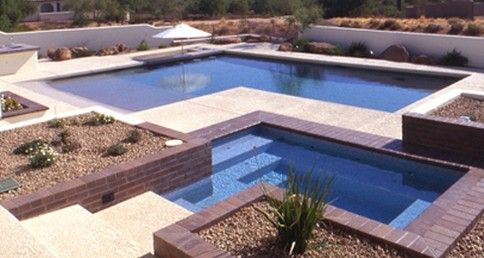 Pool Designs Arizona lap pools 5 Swim Spa Pool Designs That Are Perfect For Small Backyards Shasta Pools And Spas