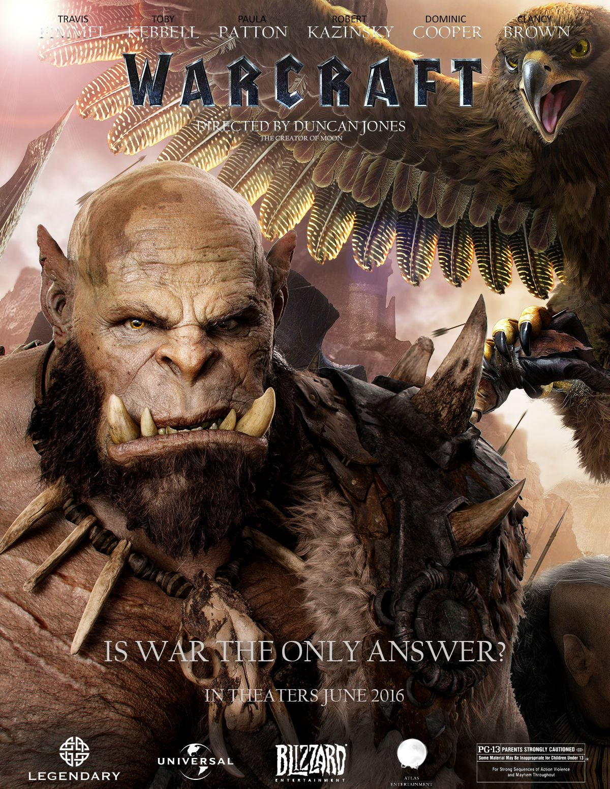 How To Make An Interesting Art Piece Using Tree Branches Ehow Warcraft Movie Warcraft Movie Posters
