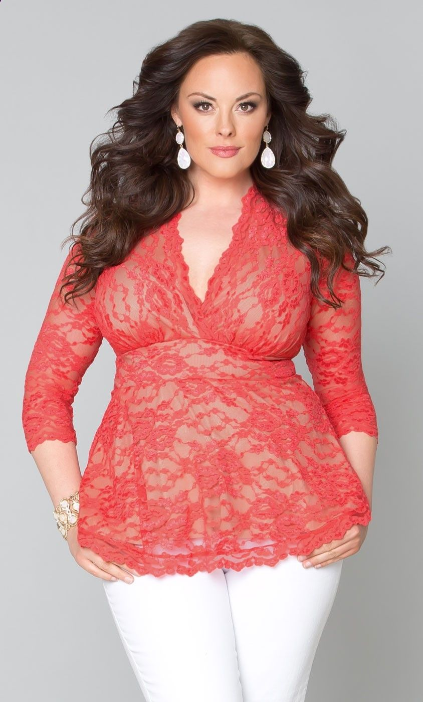 Red lace dress plus size  Clothes for Romantic Night  Clothes for Romantic Night  Our plus
