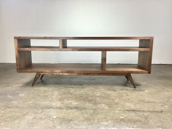9da733c0db3 The Bacon a mid century modern TV console TV stand by MonkeHaus Tv Console  Modern