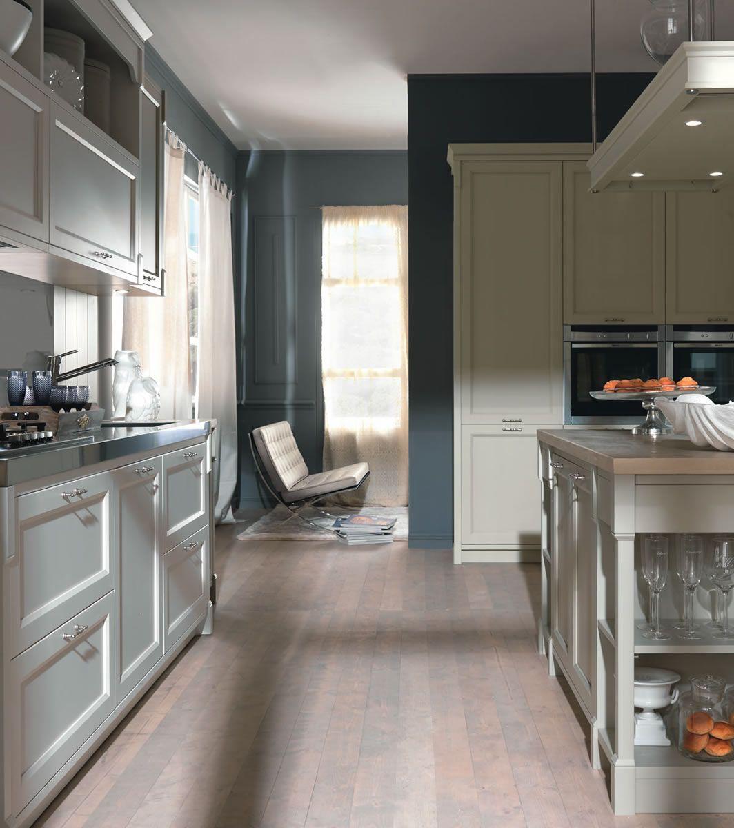 cucine shabby chic cucina classica new style cucine classiche in ... - Cucine Poggibonsi