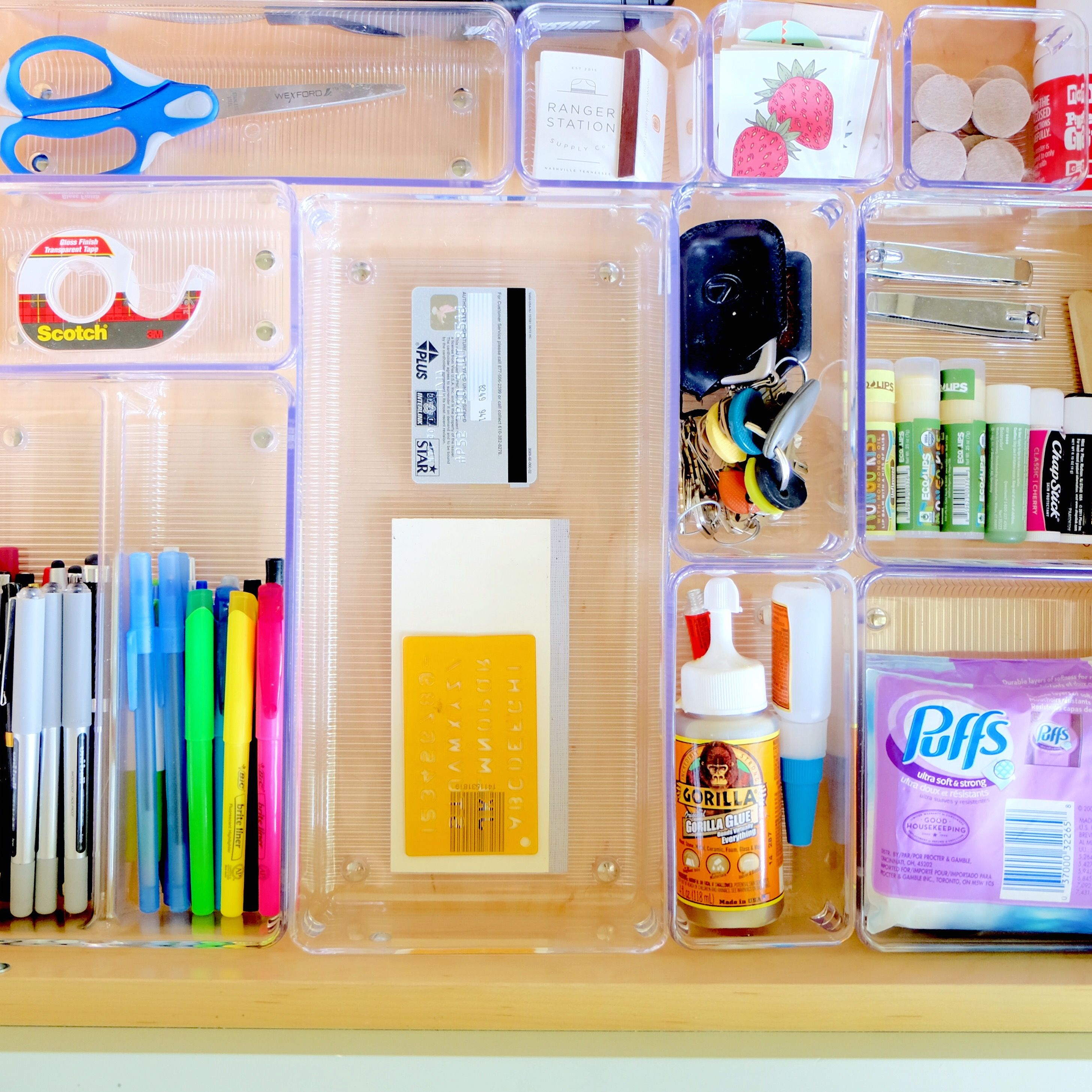 kitchen pencil use organized budget your on of drawers organizing pens drawer dollar part keep desk blog to pencils store video organization organizers a utensil