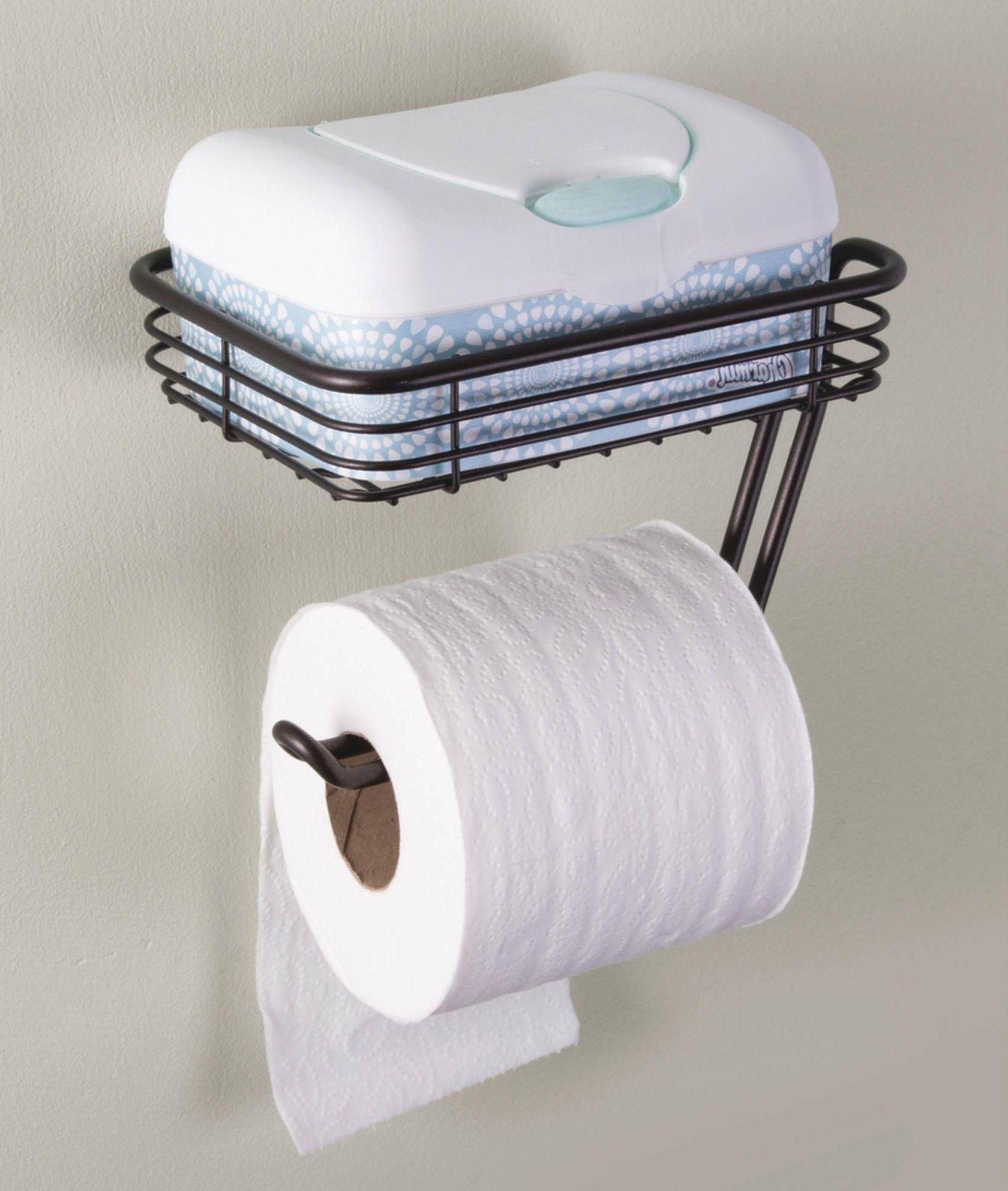 40 Best Simple Diy Toilet Paper Holders Designs And Ideas Diy Toilet Paper Holder Bathroom Cabinets Diy Bathroom Decor