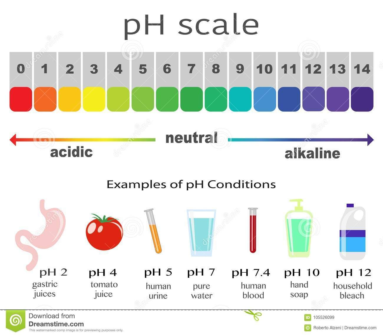 Pin On Ph Scale