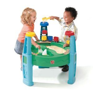 Elegant Best Kidsu0027 Water And Sand Table By ToyReport