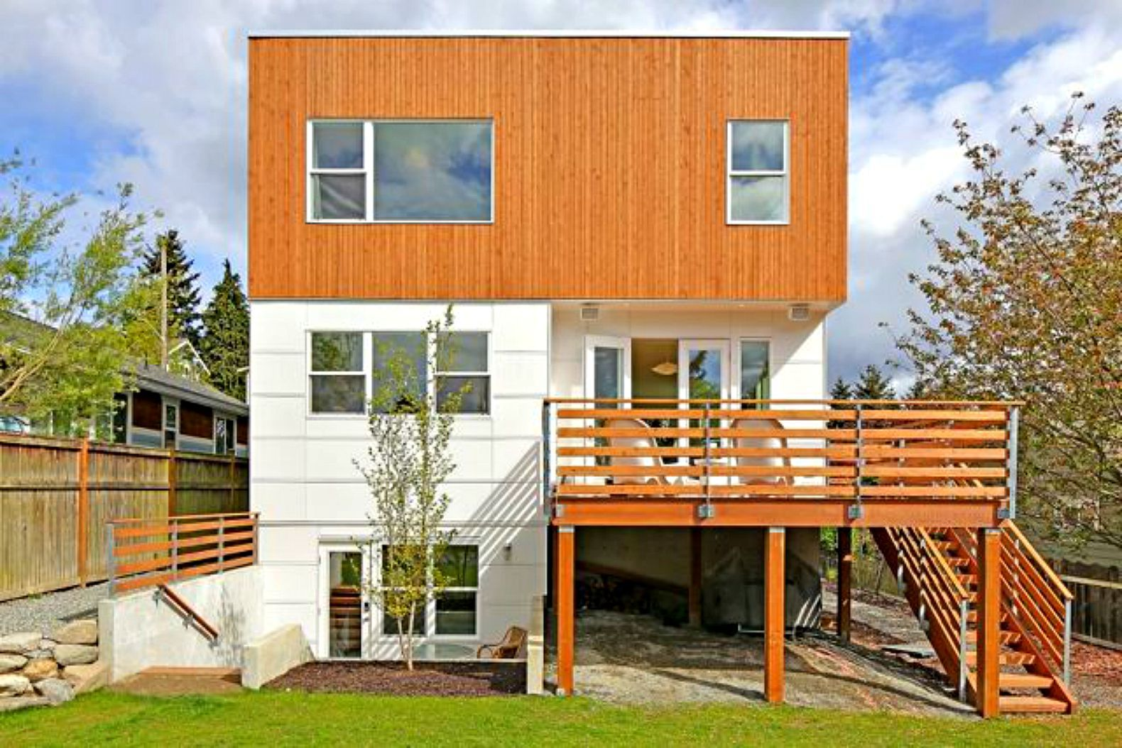This stunning passive home in Seattle is 51% more energy ...
