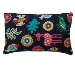 12 x 20-inch Noah Decorative Throw Pillow