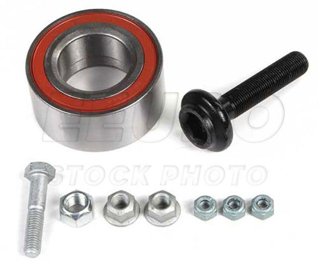 Wheel Bearing Kit Front And Rear Genuine Vw Audi 4a0498625 Brushing Teeth Audi Wheel