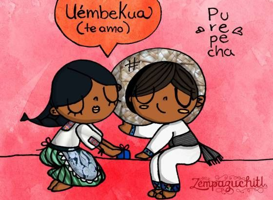 Aprende A Declarar Tu Amor En 10 Lenguas Indigenas Mexicanas Lenguas Indigenas De Mexico Palabras En Nahuatl Refranes Mexicanos